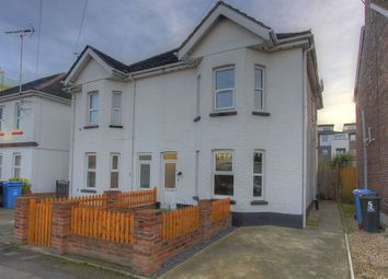 Thumbnail 3 bedroom semi-detached house for sale in 4, Shapwick Road, Poole, Dorset, Dorset