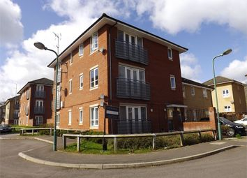 Thumbnail 2 bedroom flat for sale in Enders Court, Medbourne, Milton Keynes, Buckinghamshire