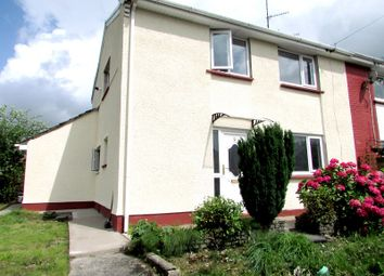 Thumbnail 3 bed semi-detached house for sale in March Hywel, Cilfrew, Neath, Neath Port Talbot.