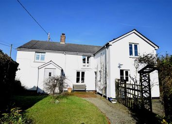 Thumbnail 4 bed detached house for sale in St. Annes Close, Whitstone, Holsworthy