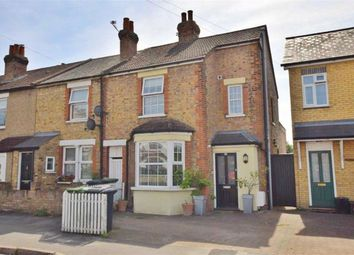 Thumbnail 3 bed end terrace house for sale in Old Highway, Hoddesdon, Hertfordshire