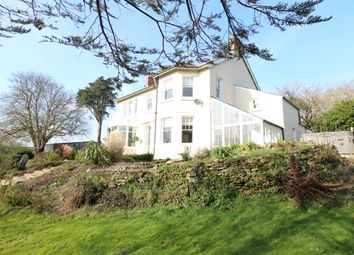 Thumbnail 6 bed detached house for sale in Grampound, Truro