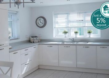 """Thumbnail 3 bed property for sale in """"The Bay At Roman Fields"""" at Fletcher Way, Peterborough"""