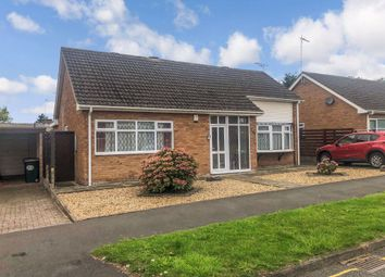Thumbnail 2 bed bungalow to rent in De Montfort Way, Coventry