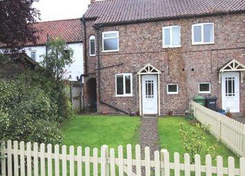 Thumbnail 2 bed property to rent in Moor Lane, Shipton By Beningbrough, York