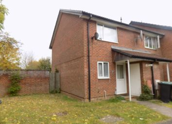Thumbnail 2 bed semi-detached house for sale in Oregon Way, Luton