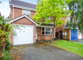 3 bed detached house for sale in Fallow Close, Broughton Astley, Leicester, Leicestershire LE9