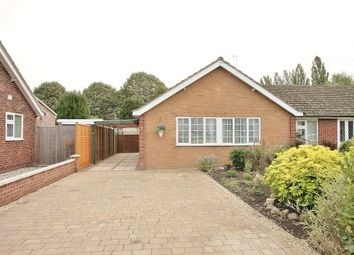 Thumbnail 2 bed semi-detached bungalow to rent in Churchill Road, Didcot, Oxon