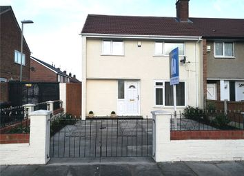 Thumbnail 3 bed end terrace house for sale in Sandiway, Huyton, Liverpool, Merseyside