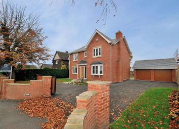 Thumbnail 4 bed detached house for sale in The Gables, Rutherford Road, Maghull, Liverpool
