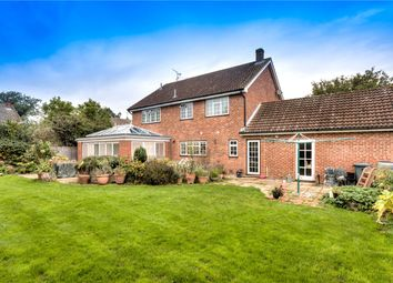 Thumbnail 4 bed detached house for sale in Millers Close, Barnston, Dunmow
