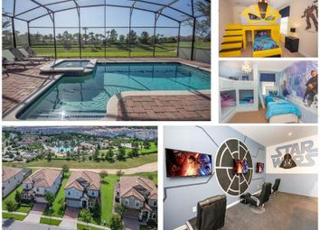 Thumbnail 8 bed property for sale in Moon Valley Drive, Davenport, Fl, 33896, United States Of America