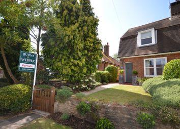 Thumbnail Semi-detached house for sale in Horseshoe Lane, Cranleigh