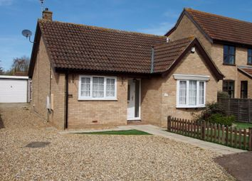 Thumbnail 3 bedroom detached bungalow to rent in High House Avenue, Wymondham, Norfolk