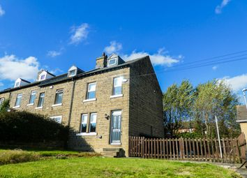 Thumbnail 3 bed end terrace house for sale in Dalton Fold Road, Dalton, Huddersfield