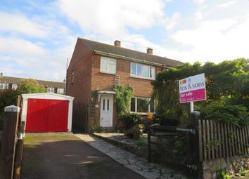 3 bed semi-detached house for sale in Millwey Avenue, Axminster EX13