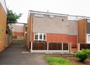 Thumbnail 3 bed terraced house for sale in Southgate, Sutton Hill Telford