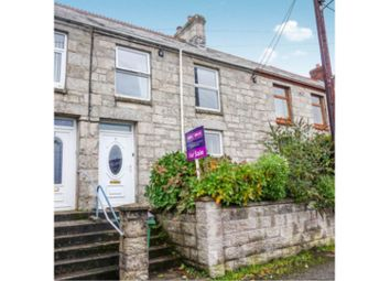 Thumbnail 2 bed terraced house for sale in Carpalla Terrace, St. Austell