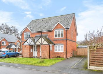 Thumbnail 3 bed semi-detached house for sale in Blackbarn Close, Kington, Herefordshire