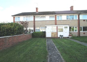 Thumbnail 3 bed terraced house for sale in Mountsfield Close, Staines-Upon-Thames, Surrey