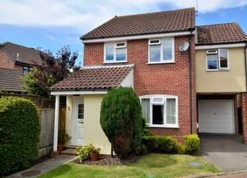 Thumbnail 4 bed detached house for sale in Arundel Close, Billericay