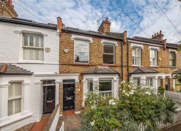 Somerset Road, London W4. 4 bed terraced house