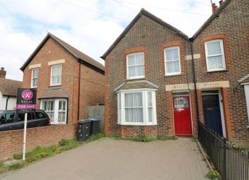 Thumbnail 3 bed property for sale in The Street, Preston, Canterbury