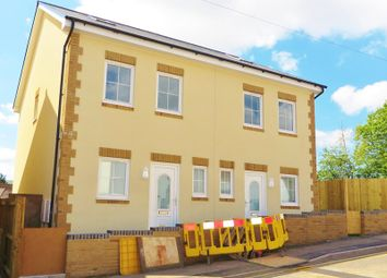 Thumbnail 3 bedroom semi-detached house for sale in Bailey Street, Brynmawr, Ebbw Vale