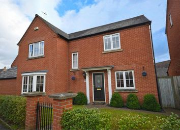 Thumbnail 4 bed detached house for sale in Coton Park Drive, Coton Grange, Rugby, Warwickshire
