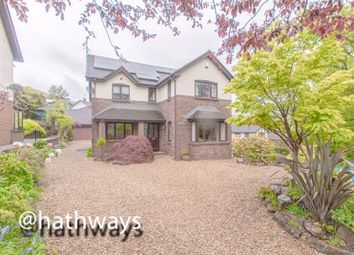 Thumbnail 4 bed detached house for sale in Bryn Carreg, Harpers Road, Garndiffaith, Pontypool