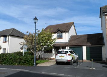 Thumbnail 3 bedroom detached house to rent in Rooks Close, Roundswell, Barnstaple, Devon