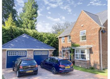 Thumbnail 4 bed detached house for sale in Redbrook Road, Monmouth