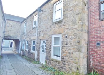 Thumbnail 2 bedroom terraced house to rent in Hencotes, Hexham