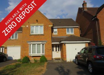 Thumbnail 4 bed property to rent in Broombriggs Road, Leicester