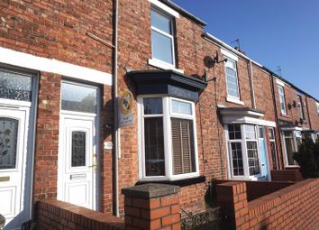 Thumbnail 2 bed terraced house for sale in King Edward Street, Shildon