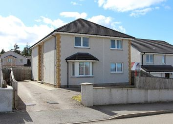 Thumbnail 4 bed detached house for sale in 3 Burnside Drive, Westhill, Inverness.