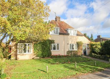 Thumbnail 2 bedroom detached house for sale in The Footpath, Coton, Cambridge