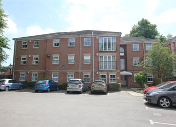 Thumbnail 2 bed flat for sale in Queens Park Court, London Road, Hinckley