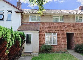 Thumbnail 3 bed terraced house for sale in Anson Road, Goring By Sea, Worthing, West Sussex