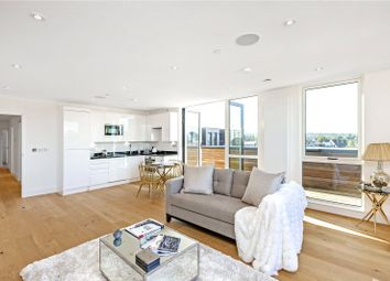 Thumbnail 3 bedroom flat for sale in Central Cross, Lower Coombe Road, Croydon, London