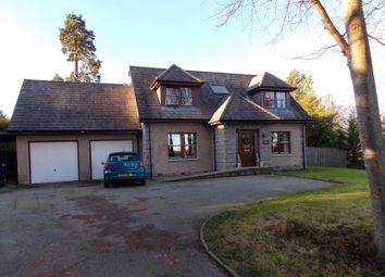 Thumbnail 4 bed detached house for sale in Kildrummy, Alford