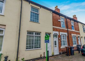 Thumbnail 2 bedroom terraced house to rent in Newport Street, Wolverhampton