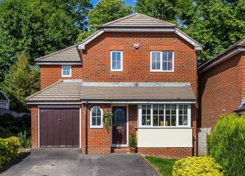 Thumbnail 4 bedroom detached house for sale in Hazelwood Heights, Hurst Green, Oxted