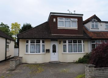 Thumbnail 3 bed semi-detached house for sale in Burnway, Hornchurch