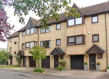 Thumbnail 4 bedroom town house for sale in St. Christophers Avenue, Cambridge