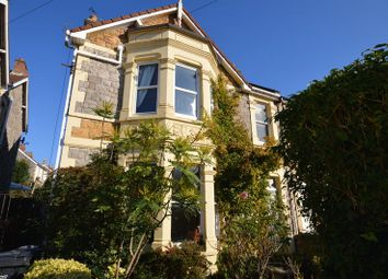 Thumbnail 4 bed semi-detached house for sale in Ashcombe Gardens, Weston-Super-Mare