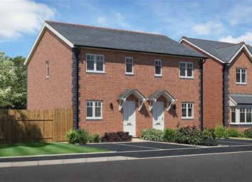Thumbnail 2 bed semi-detached house for sale in Plot 9, Heritage Green, Forden, Welshpool, Powys