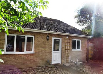Thumbnail 3 bed bungalow to rent in Camps Close, Waterbeach, Cambridge