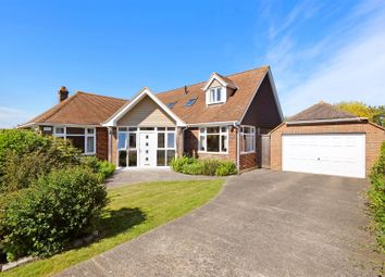 Thumbnail 5 bed detached bungalow for sale in Columbia Avenue, Seasalter, Whitstable