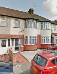 Thumbnail 4 bed terraced house to rent in Southbourne Gardens, Ilford
